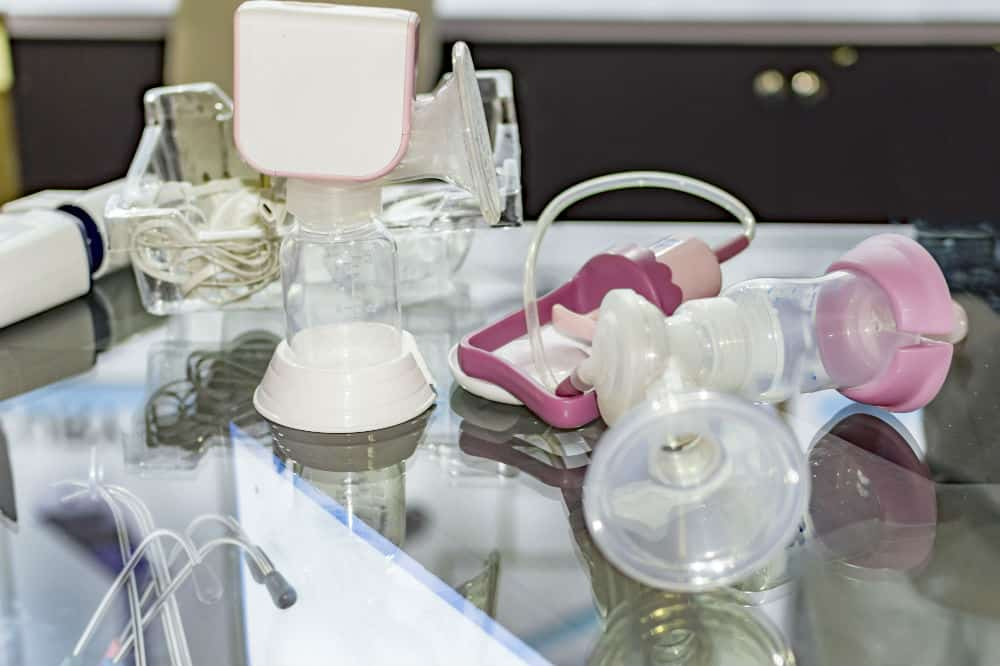 How to Clean a Breast Pump Tubing Mold